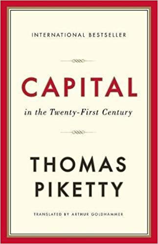 Capital in the 21 century