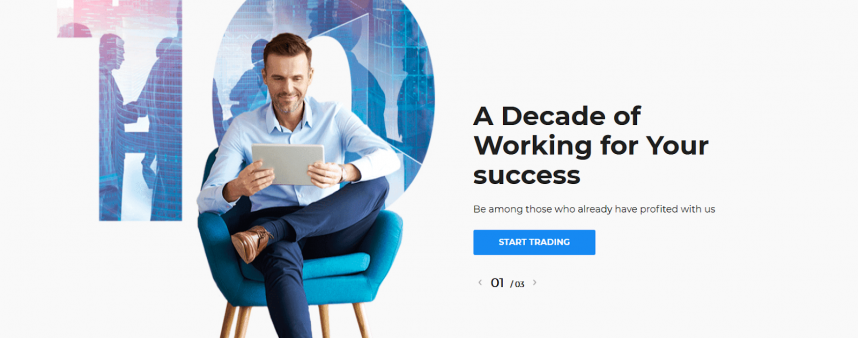 Decade of working