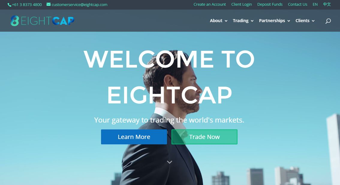 EightCap Broker Review